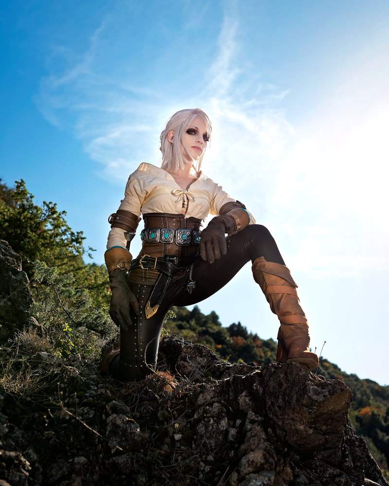 Ciri - The Witcher 3 Cosplay by KICKAcosplay