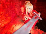 Mordred - Fate Aprocrypha  Cosplay