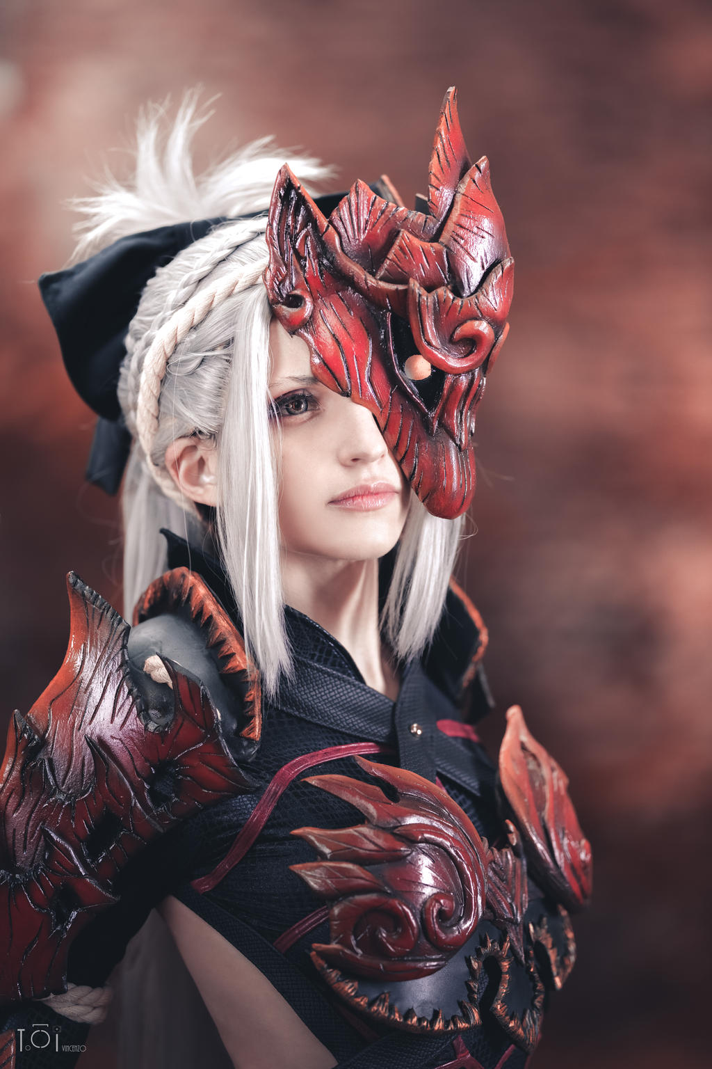 Odogaron Armor Monster Hunter Cosplay By Kickacosplay On Deviantart