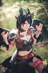 Toothless cosplay