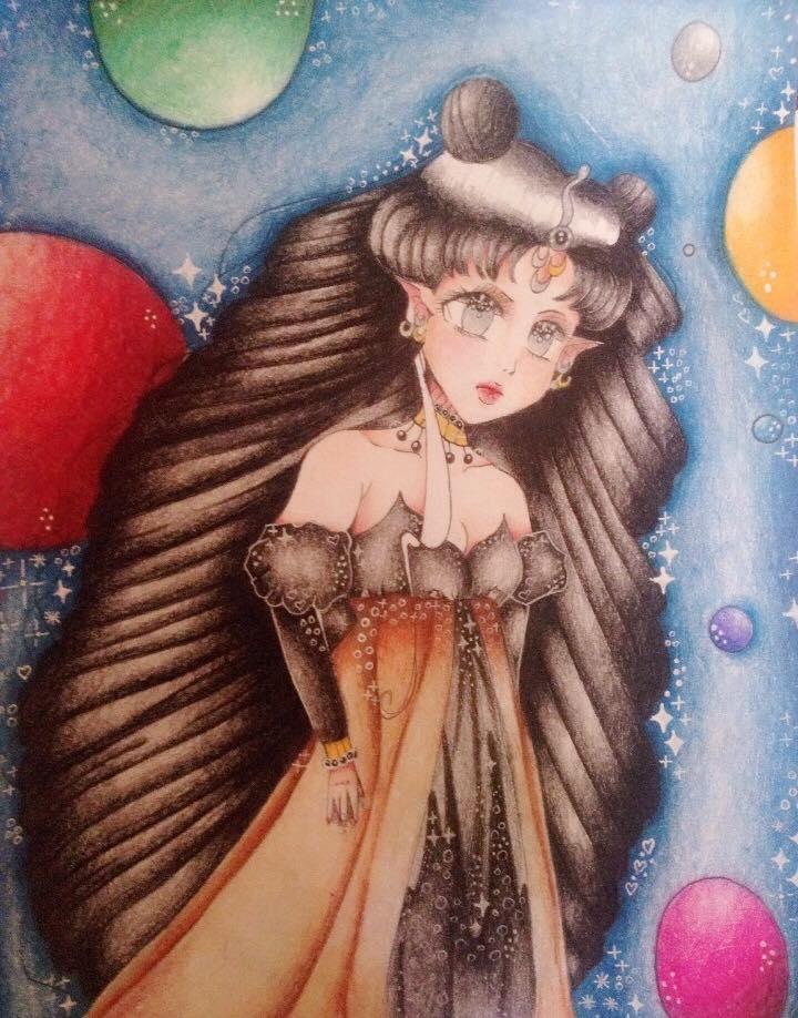 Queen Nehelenia by Juju-Pop