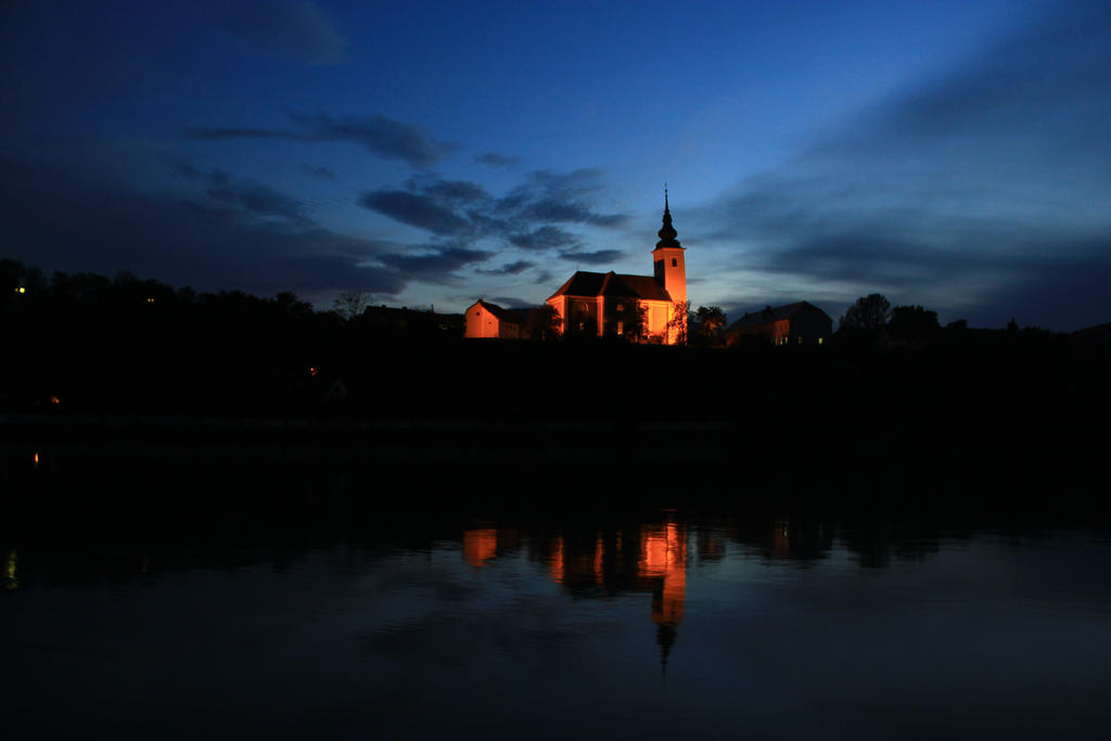 Drava in the night by Ahkmenrah