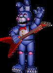 [FNAF:Pizzeria Simulator] Rockstar Bonnie