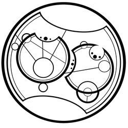 Gallifreyan Watermark