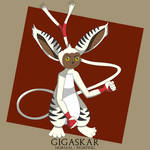 Fakemon: GIGASKAR