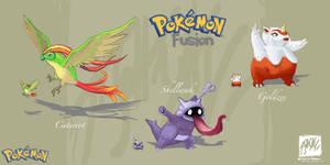 Pokemon Fusion I