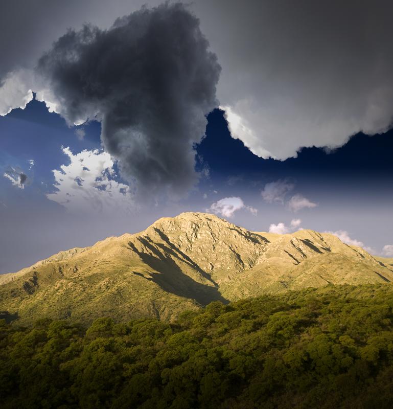 Montagne Sacrée  par Chechipe