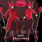 [MMD x Hazbin Hotel] Alastor (The Radio Demon)