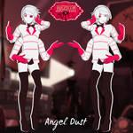 [MMD x Hazbin Hotel] Angel Dust