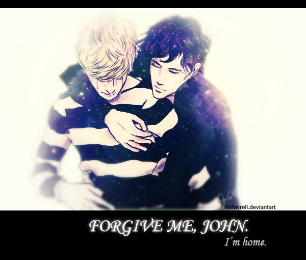 Forgive Me John by Nofavrell