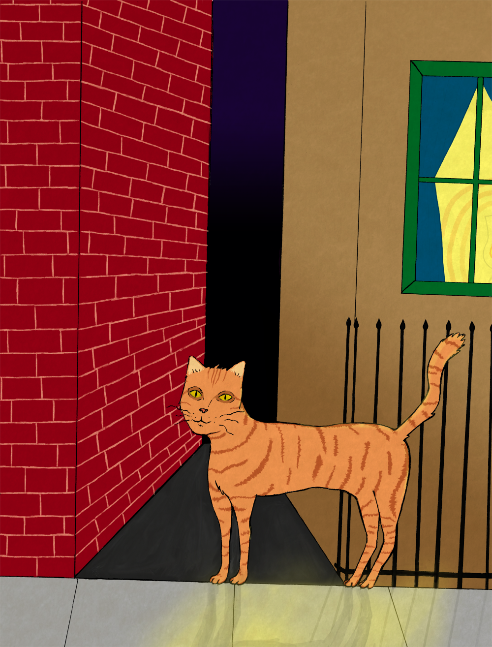 macavity the mystery cat Macavity's a mystery cat: he's called the hidden paw - for he's the master criminal who can defy the lawhe's the bafflement of scotland yard, the flying squad's despair:for when they reach.