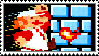 Super Mario Bros. stamp by regnoart
