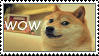 Doge stamp by regnoart