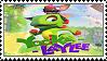 Yooka-Laylee stamp by regnoart