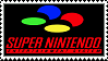 SNES logo stamp by regnoart
