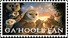 Guardians of Ga'Hoole Fan stamp by regnoart