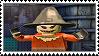 Lego Batman - Scarecrow stamp by regnoart