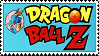 Dragon Ball Z stamp by regnoart
