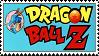 Dragon Ball Z stamp by regnoart