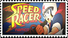 Speed Racer (Arcade) stamp by regnoart