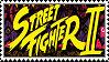 Street Fighter II stamp by RegnoArt
