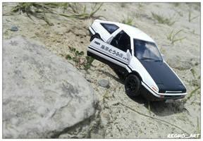 AE86 Trueno 12 by regnoart