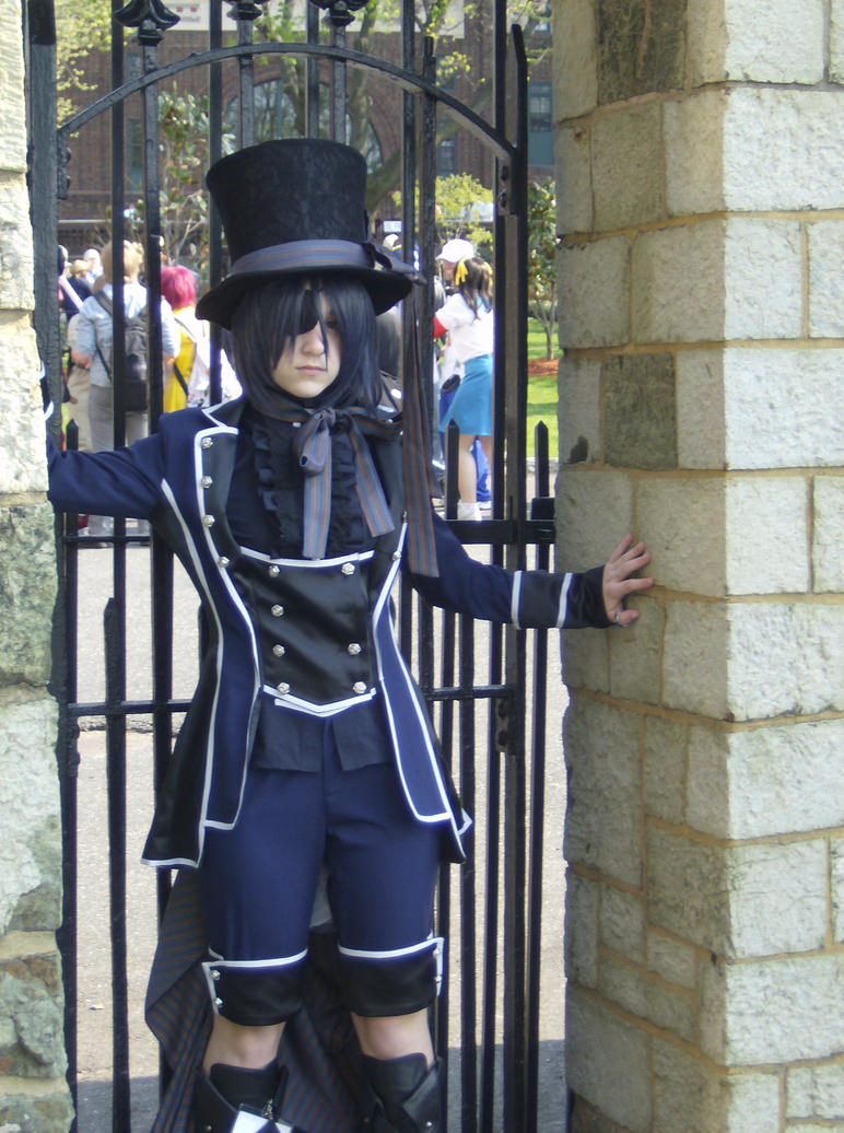 Castle Point-Ciel Puppet by HINAYUUice
