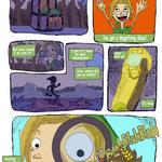 Motion Comics: Hey Listen by jakks004