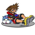 Sora Plays