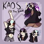 Eboy Kaos. Yeah, That's the post