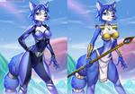 Krystal StarFox (Pack 08)
