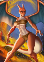 Charizard (Pack10) by playfurry