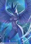 Articuno by playfurry