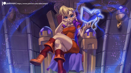 Bianca from Spyro