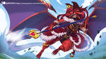 Brunhilda Dragon Form