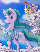 MistMane coming to HarmonyCon by lula-moonarts