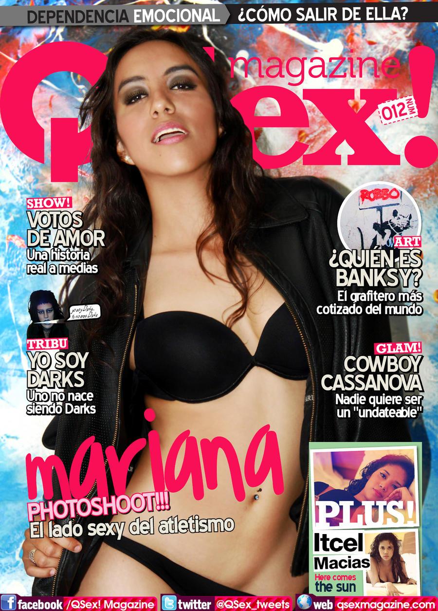 QSex! Magazine 12 by chaycano