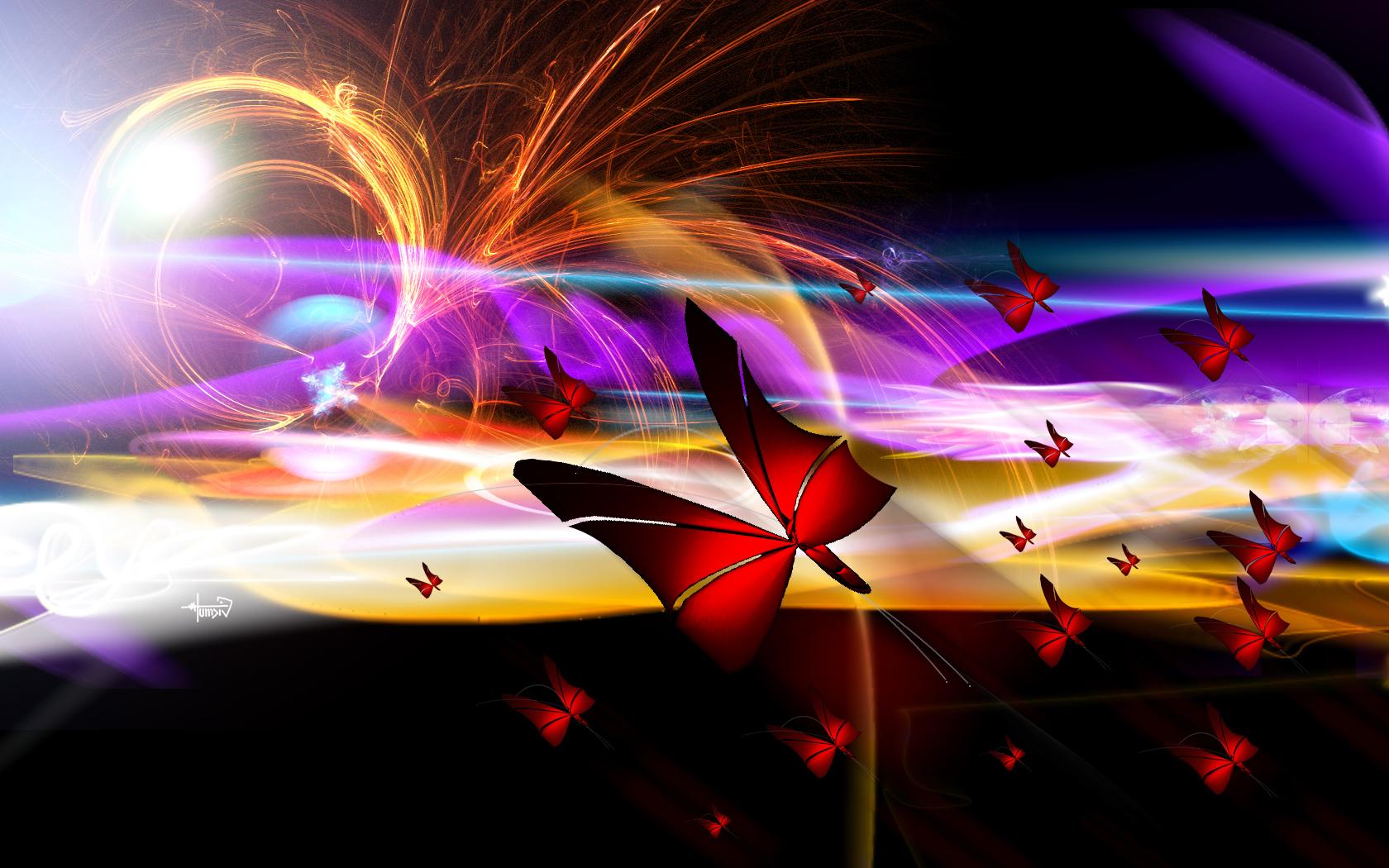 butterfly heaven wallpaper - photo #38