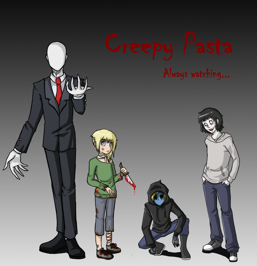CreepyPasta by MoonlightSiieda