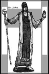 The Ulukai - Character Drawing