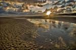 Sunrise over the world by MarcoFiorentini