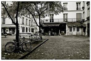 Paris Mon Amour by MarcoFiorentini