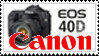 Canon EOS 40D Stamp by MarcoFiorentini
