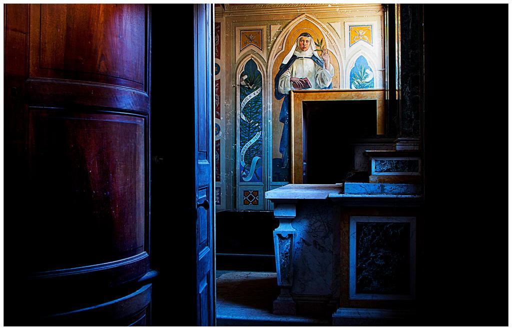 Secret prayer by MarcoFiorentini