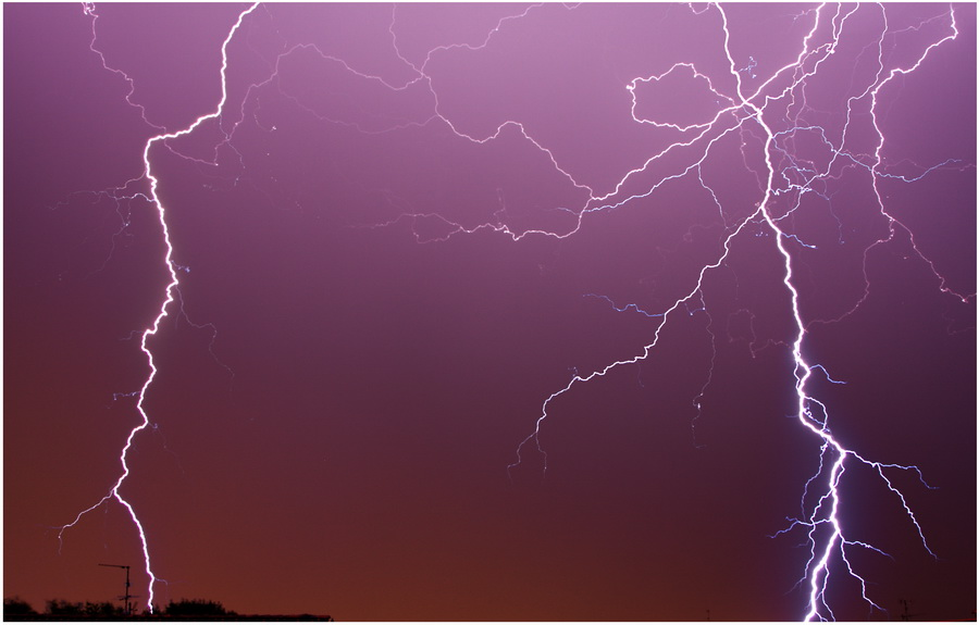 Thunderstorm by MarcoFiorentini