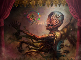 Puppet of phantoms
