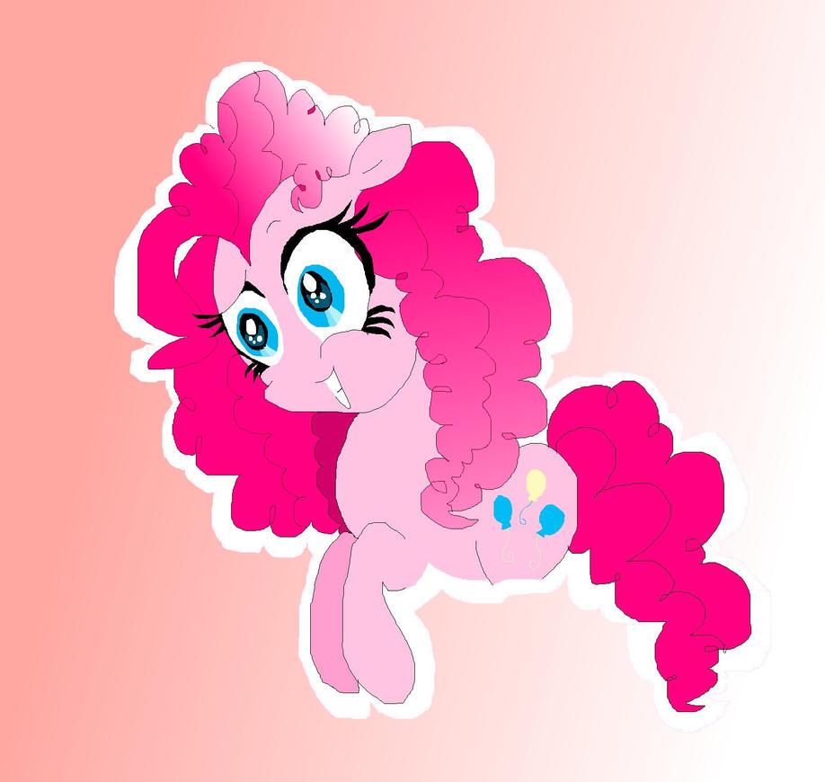 Pinkie pie my new style by Pinkieshy435