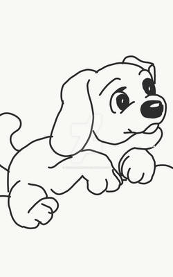 Dogs - Drawing 1