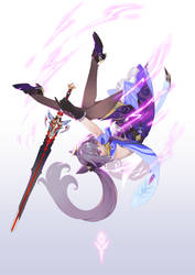 [Genshin Impact] Don't blink! - Keqing
