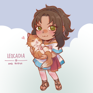 [CodeX] Chibi Leocadia